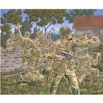 Revell 02517 Revell U.S Paratroopers- Airborne WWII (1:72)
